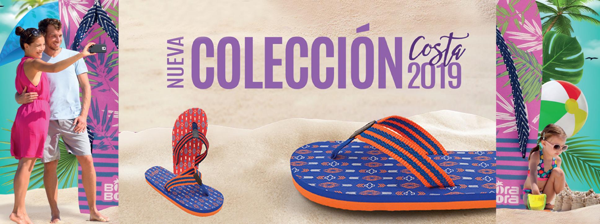 Nueva Colección Costa 2019